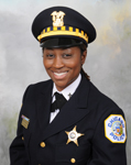 Chaplain Kimberly Lewis-Davis