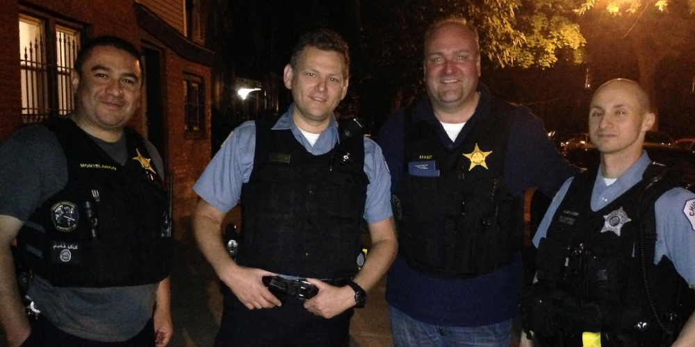 Chicago Police Chaplains Ministry Photo Album for 2016