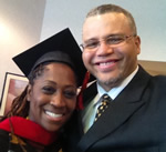 Chaplain Kimberly Lewis-Davis graduates from Chicago Theological Seminary 18 MAY 2013