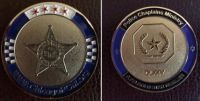 Police Chaplains Ministry Challenge Coin